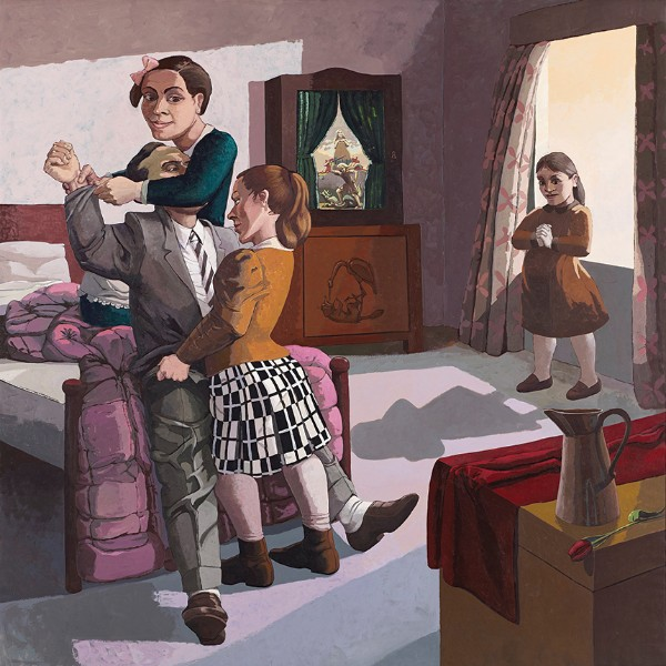 Paula Rego, The Family, 1988