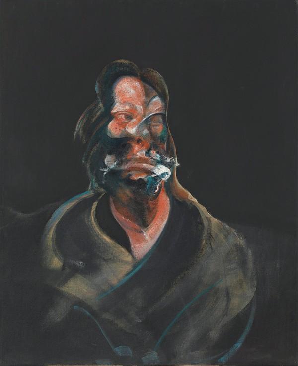 Francis Bacon, Portrait of Isabel Rawsthorne, 1966