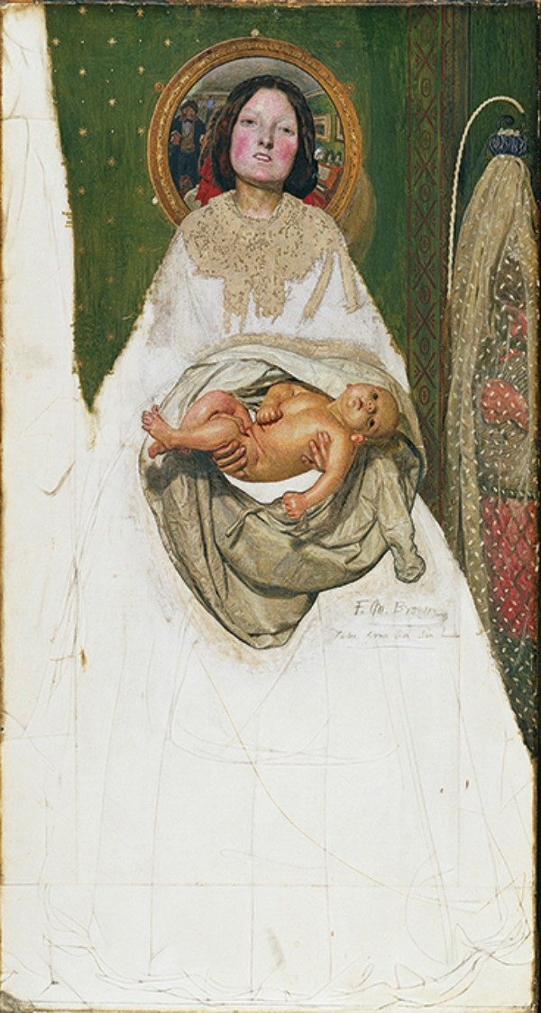 Ford Madox Brown, Take your Son, Sir!, 1851–92