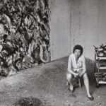 Portrait of Lee Krasner by Paul De Vries