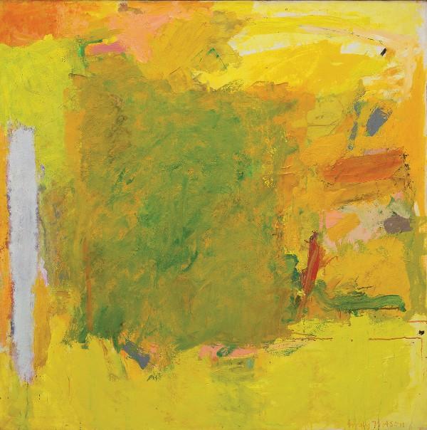 Emily Mason, Bee Loud Glade, 1959