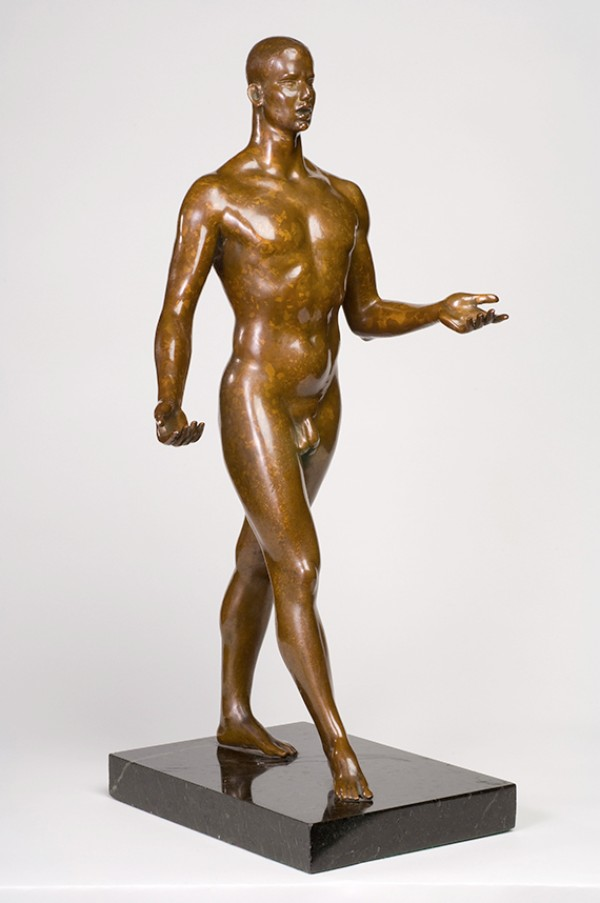 Gaston Lachaise, Man Walking