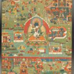 Scenes from the Life of Padmasambhava, Tibet