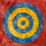 Jasper Johns, Target, 1961