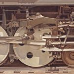 Charles Sheeler, Rolling Power, 1939