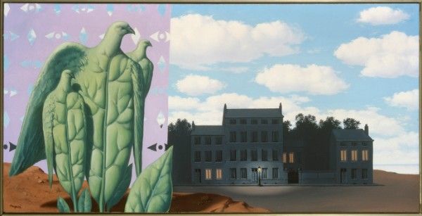 René Magritte, The Enchanted Domain I, 1953