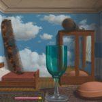 René Magritte, Personal Values, 1952