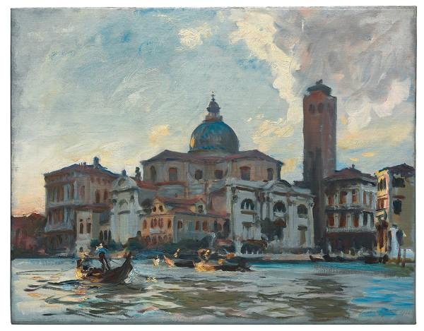 John Singer Sargent, San Geremia, 1913
