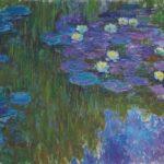 Claude Monet, Nymphéas en fleur, circa 1914-17