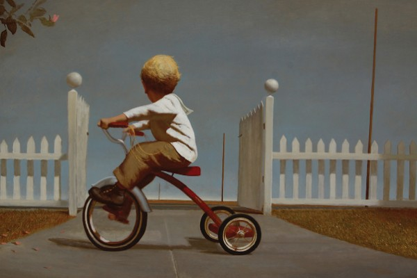 Bo Bartlett, Open Gate, 2011