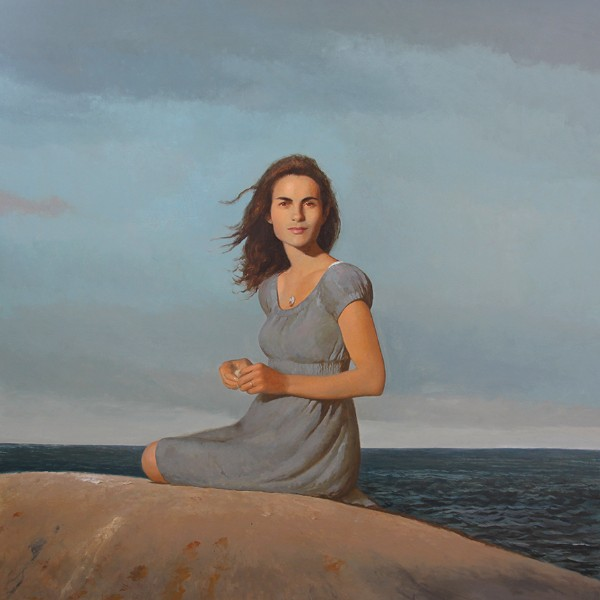 Bo Bartlett, The Gatherer, 2009