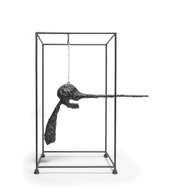 Alberto Giacometti, Nose