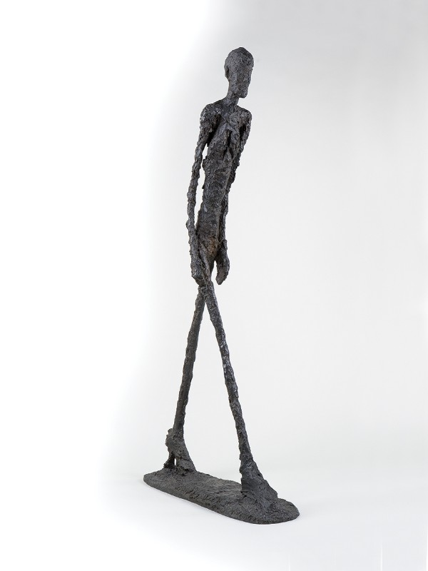 Alberto Giacometti, Walking Man I