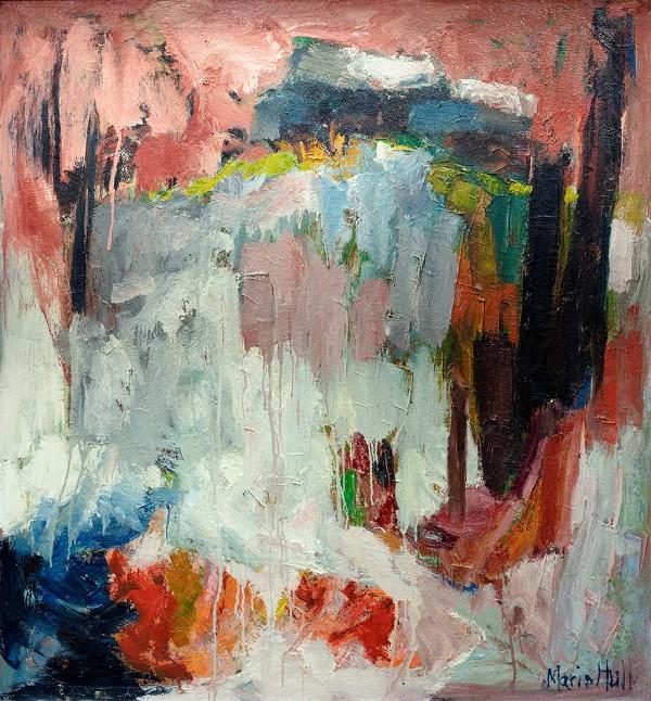 Marie Hull, Pink Morning, c 1960