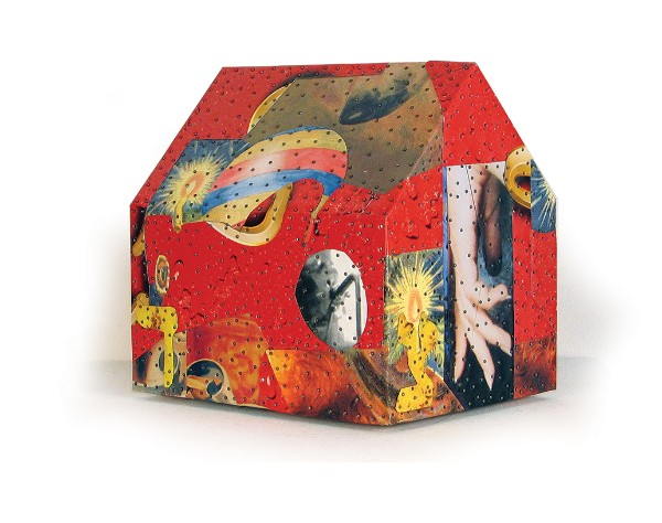 Tony Berlant, Haven, 2003