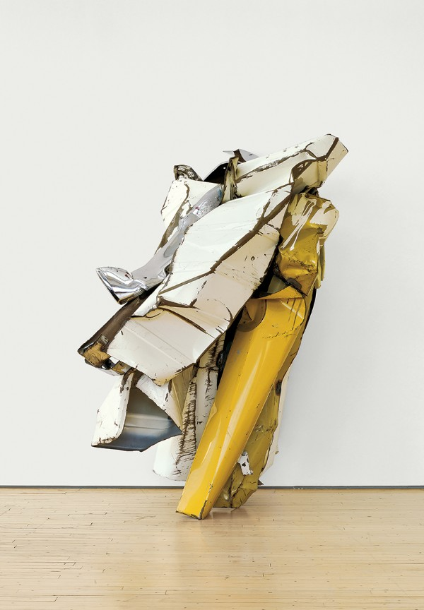 John Chamberlain, The Hot Lady from Bristol
