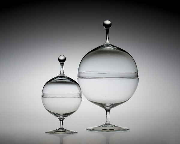 Designed by Oswald Haerdtl, Candy Dishes, designed in 1925