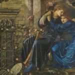 Edward Burn-Jones, Love Among the Ruins, 1870-3