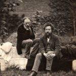 Frederick Hollyer, Sir Edward Burne-Jones, William Morris, 1874