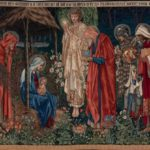 Edward Burn-Jones, Adoration of the Magi, 1894