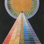 Hilma af Klint, Group X, No. 1, Altarpiece (Grupp X, nr 1, Altarbild), 1915