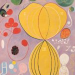 Hilma af Klint, The Ten Largest, No. 7., Adulthood, Group IV, 1907