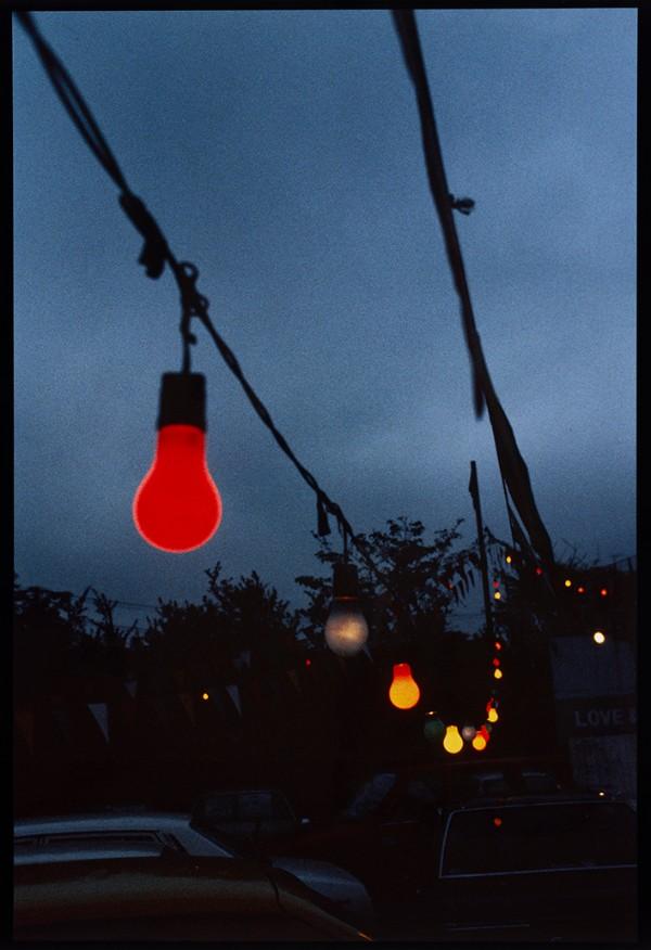 Moriyama Daido, Evening View, 1977