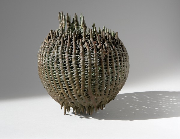 Ruth Asawa, Untitled (S.130, Freestanding Vessel Form), 1996