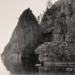 I. K. Inha, Sortavala, Rock of Kaarnesaari, 1895