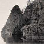 I. K. Inha, Sortavala, Rock of Kaarnesaari, 1895