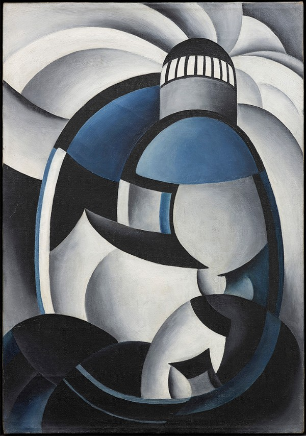 Ida Ten Eyck O'Keeffe, Variation on a Lighthouse Theme II, circa 1931–32
