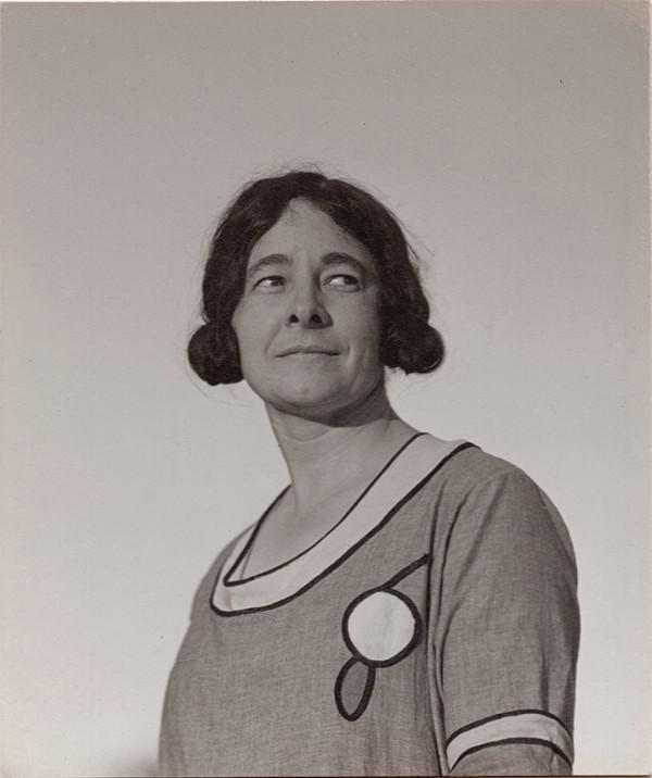 Alfred Stieglitz, Ida O'Keeffe, 1924