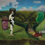 Leonora Carrington, Green Tea (La Dame Ovale), 1942