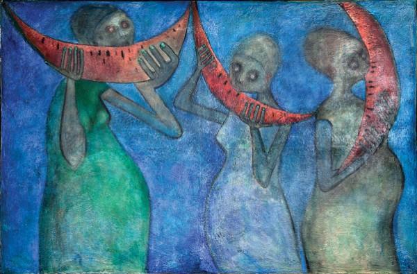 Omar d'Leon, Las devoradoras, 1962