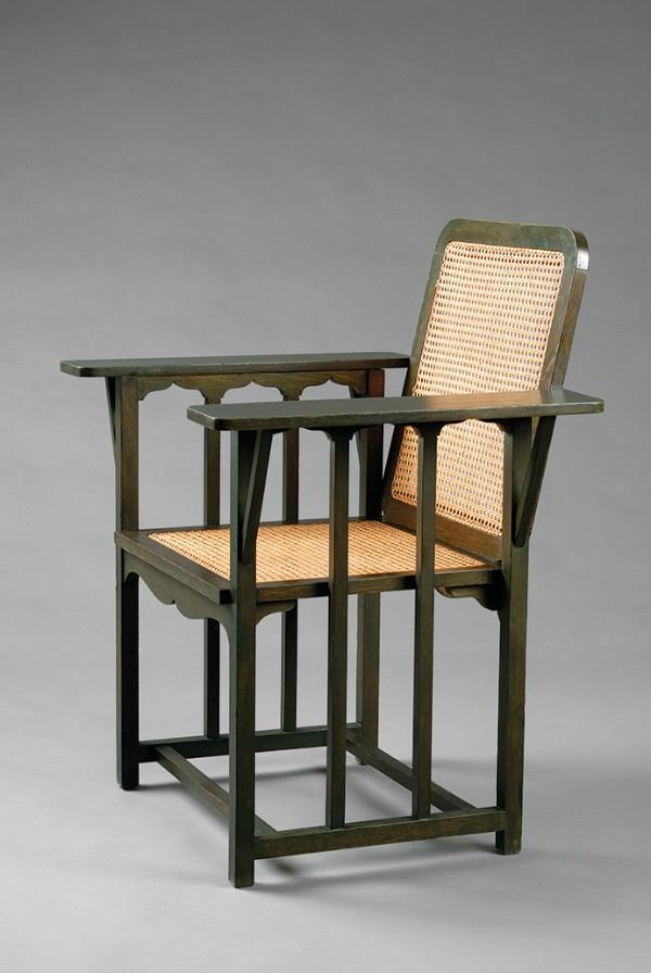 """""""McKinley"""" Arm Chair, circa 1894-96"""