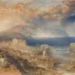 Joseph Mallord William Turner, Wolf's Hope, Eyemouth, circa 1835