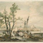 Joseph Mallord William Turner, Rochester, circa 1793