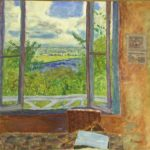 Pierre Bonnard, Window Open on the Seine (Vernon) (Fenêtre ouverte sur la Seine (Vernon)), 1911-12
