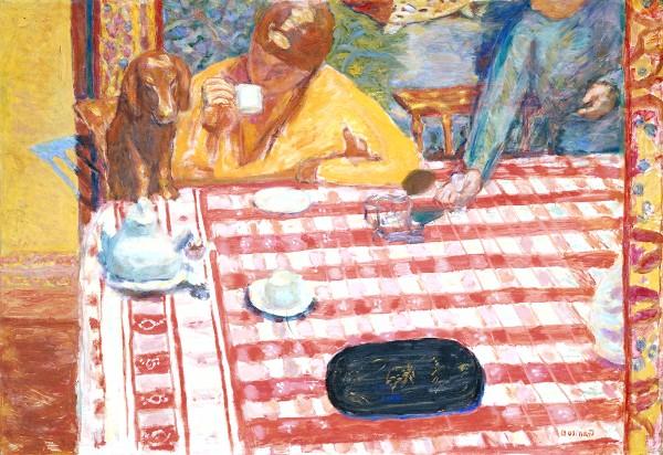 Pierre Bonnard, Coffee (Le Café), 1915