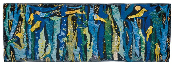 Tapestry, Flauto magico [Magic Flute], for the Eugenio C