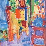 Hans Hofmann, Studio Unfinished, 1936