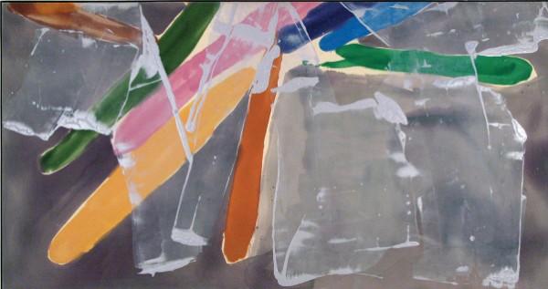 Kikuo Saito, Flannel Sky, 1976