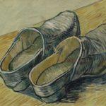 Vincent van Gogh, A Pair of Leather Clogs, autumn 1889