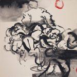 Oliver Lee Jackson, Painting (8.10.03), 2003