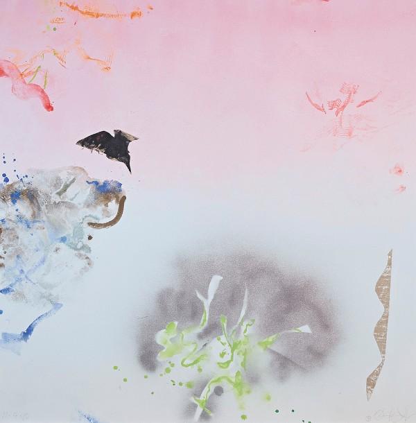 Oliver Lee Jackson, Painting (11.4.10), 2010