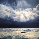 April Gornik, Sun and Storm, 2006