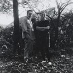Ralph Eugene Meatyard, Lucybelle Crater and 45 yr old husband Lucybelle Crater