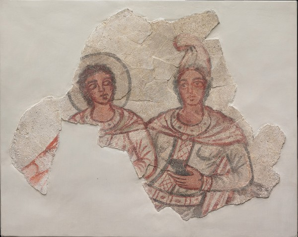Wall Painting of Mithras and Sol, circa 2010