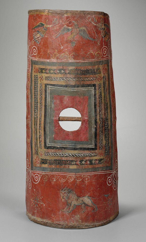 Shield (Scutum), mid-3rd century