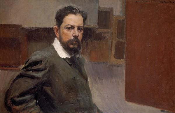 Joaquín Sorolla, Self Portrait, 1904
